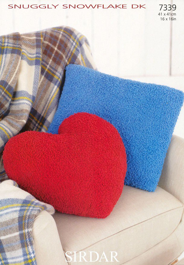 Heart Shaped Cushion Knitting Pattern Gallery Knitting Patterns