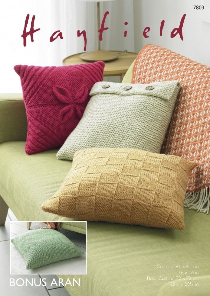 Beautiful Cushion Knitting Patterns Uk Festooning Sewing Pattern