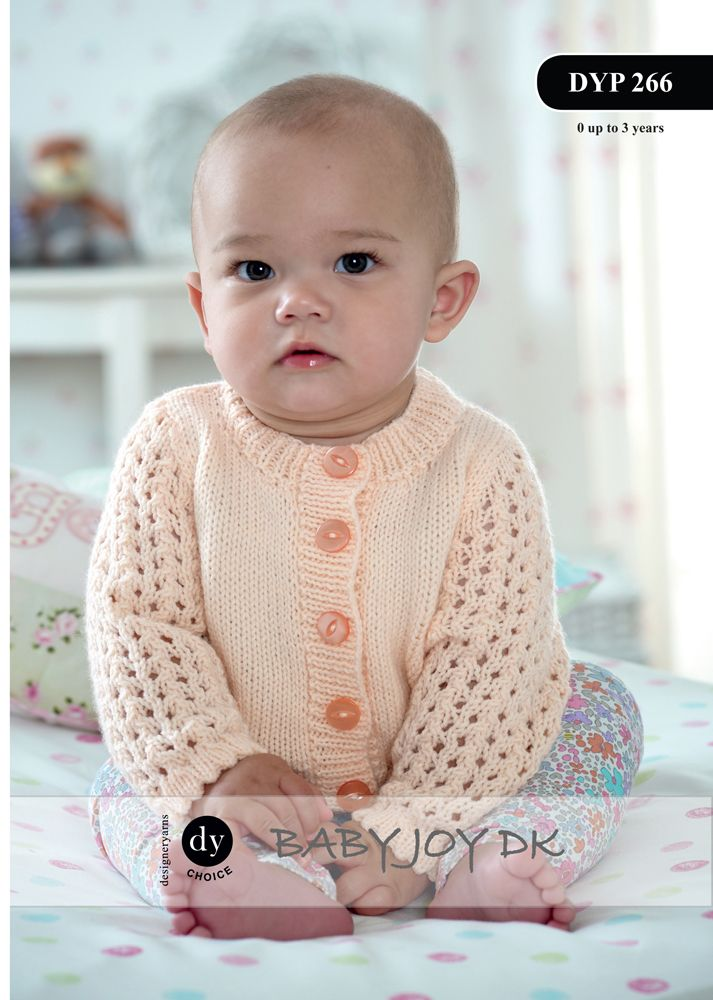 Dyp266 Dy Choice Baby Joy Dk Long Amp Short Sleeved