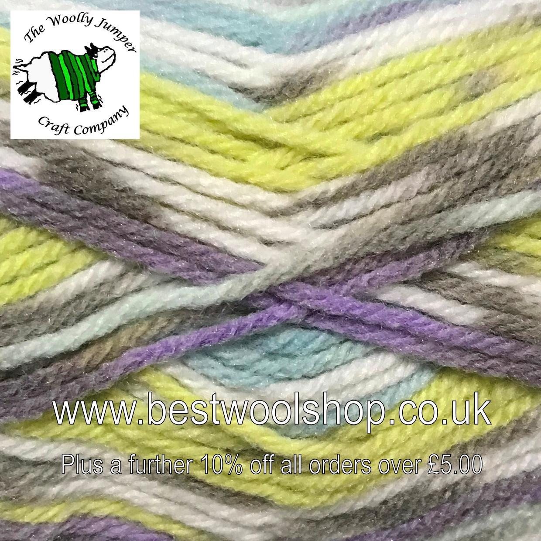 Sirdar SNUGGLY BABY CROFTER DK Knitting Wool//Yarn 50g 189 Isla