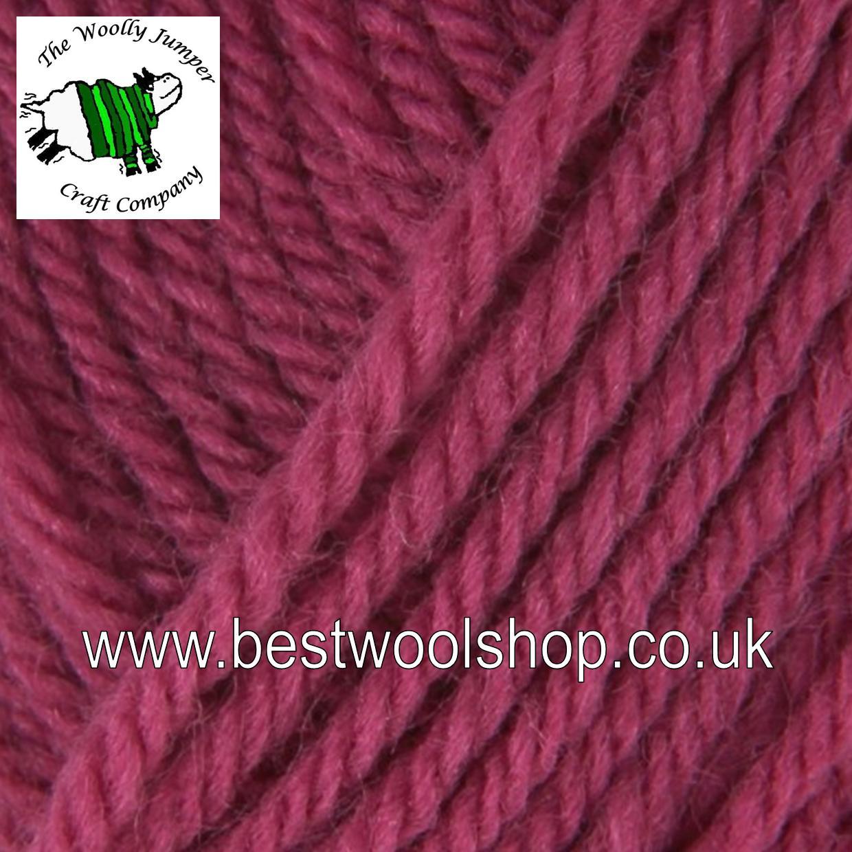 0199 Trendy Pink Sirdar Snuggly Dk Baby Knitting Yarn