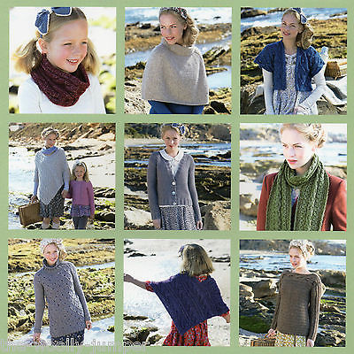 d4d82d2ebbb5e 429 - SIRDAR SOFTSPUN CHUNKY KNITTING PATTERN BOOKLET - 15 HAND KNITS TO FIT  4 YEARS TO ADULT