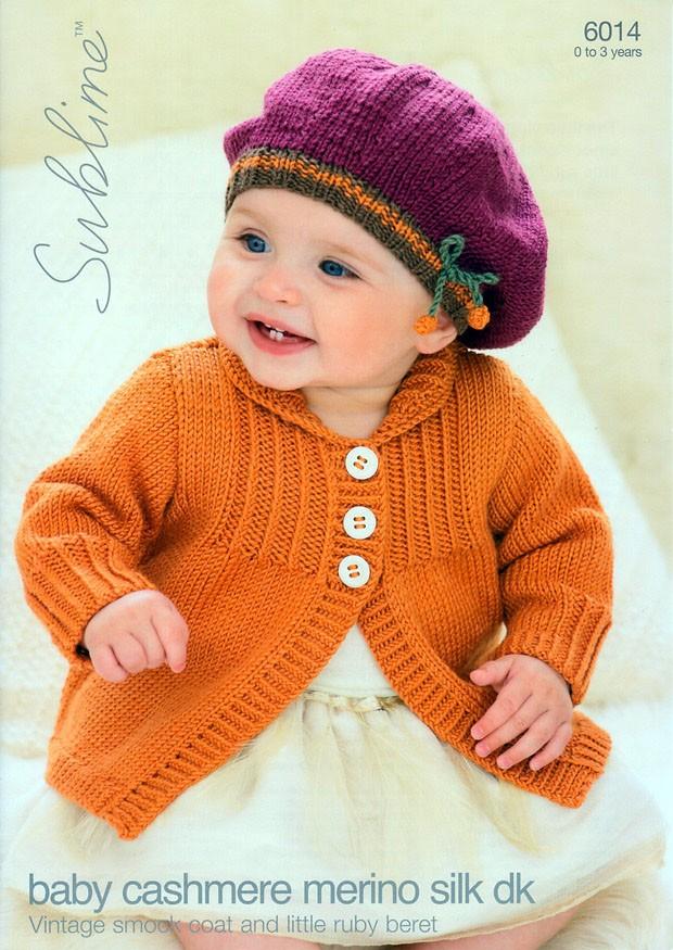 f38b29b07ef6 6014 - SUBLIME BABY CASHMERE MERINO SILK DK VINTAGE ...
