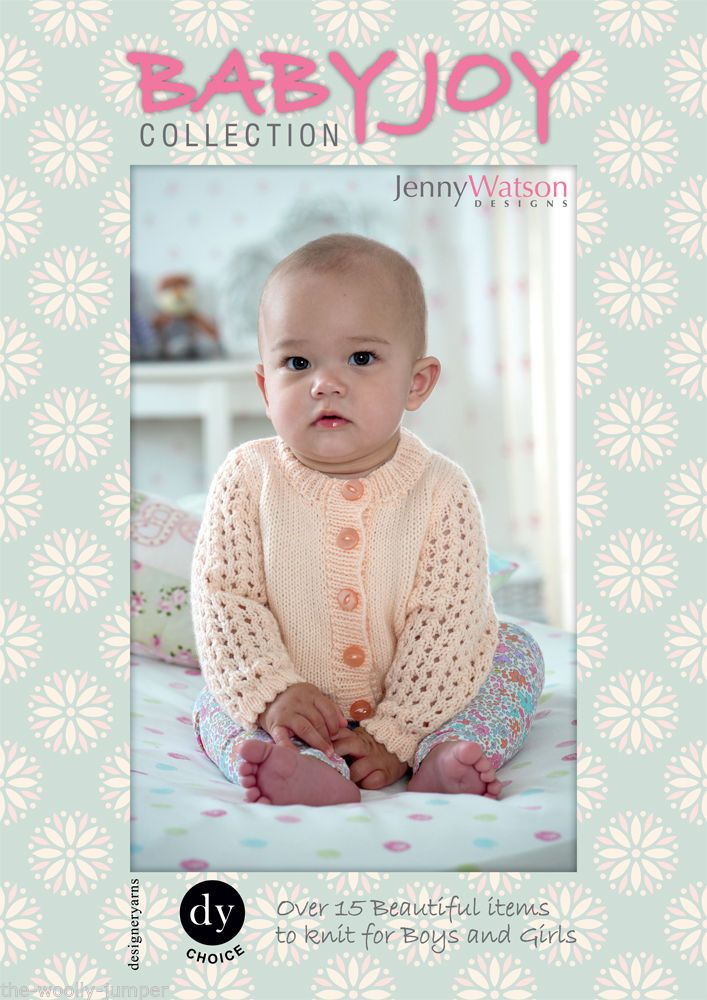 Dy Choice Baby Joy Dk Collection Knitting Pattern